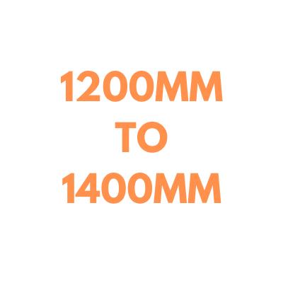 Rotating Light Bars: 1200-1400mm