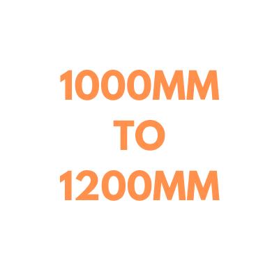 Rotating Light Bars: 1000-1200mm
