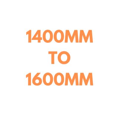 Rotating Light Bars: 1400-1600mm