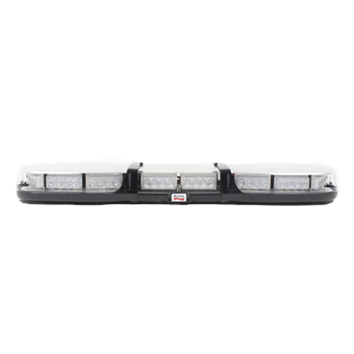 Britax A13732 3ft/1000mm Fully Loaded Aerolite Clear LED Low Profile Lightbar PN: A13732.240.LDV