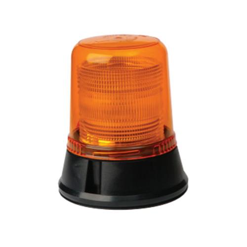 LAP Electrical CAP168 24v 3 Bolt Static Airport Amber Beacon PN: LAP222