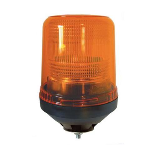 LAP Electrical CAP168 24v 1 Bolt Static Airport Amber Beacon PN: LAP226