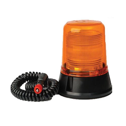 LAP Electrical CAP168 12v Magnetic Static Airport Amber Beacon PN: LAP223