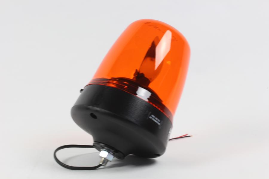 Britax 391 1 Bolt Amber Rotating Beacon [10 x 391.00.LB] PN: 10.391.00.LB