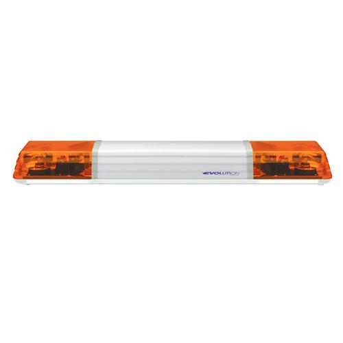 Vision Alert 1000mm 2 Rotators + Illuminated Centre 12v Amber lightbar PN: 603.3A01
