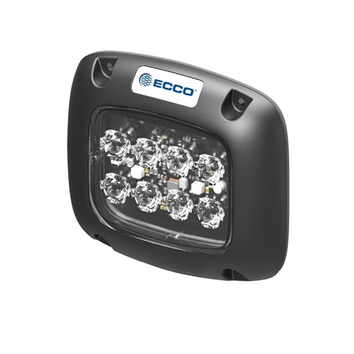 ECCO SecuriLED II IP69K 6 head Surface Mount LED PN: ED5110A