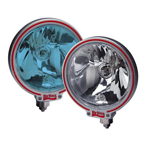 BRITAX L27.00.12v driving spot lamps/lights with clear lens PN: L27.00.12v