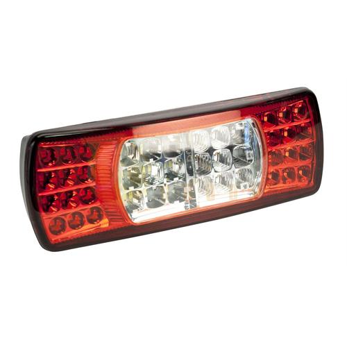 Britax L9004 Series 12/24v LED Rear Combination Lamp PN: L9004.00.LDV