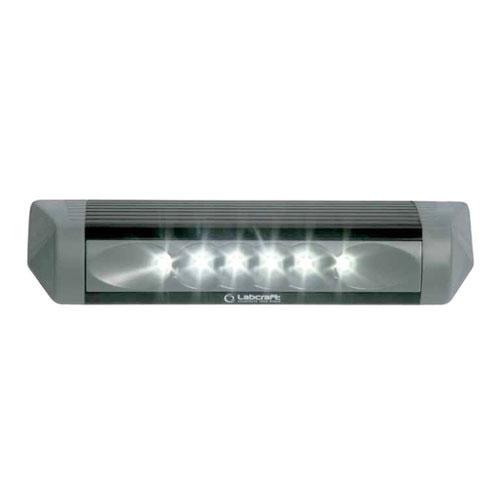Labcraft 10-32V 10-32V LED Scenelite Grey PN:SI6_6-3MV