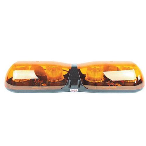 Britax Aerolite 770mm Daul voltage 4 LED amber Lightbar - PN:A6724.000.DV