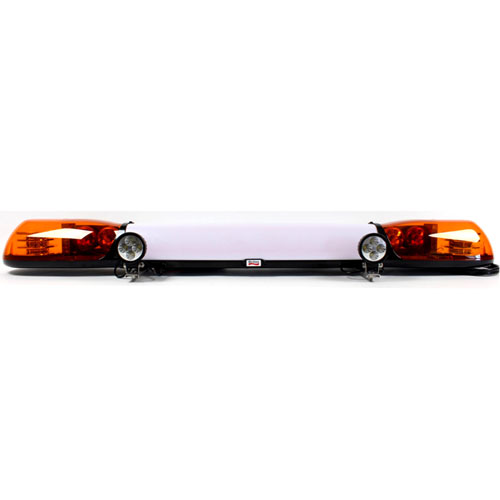 Britax Chapter 8 1250mm 2 LED with STI Lightbar with Work lights PN: A6656.300.ldv
