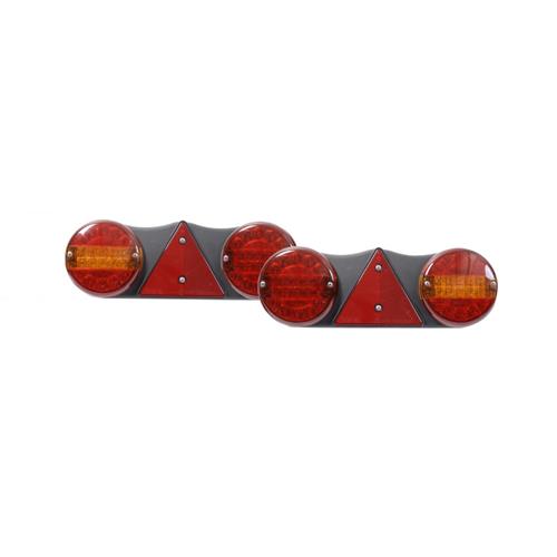 Britax L14.203 LED Stop/Tail/D.I.- Reflector - Fog combination lamp L14.203/204
