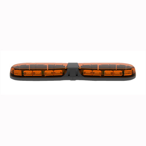 ECCO 13 Series R65 770mm 24 Mod 12/24v LED Amber Lightbar PN: 13-00001-E