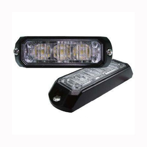 Britax L77 series 12/24v 3 way Amber LED module – L77.00.DV