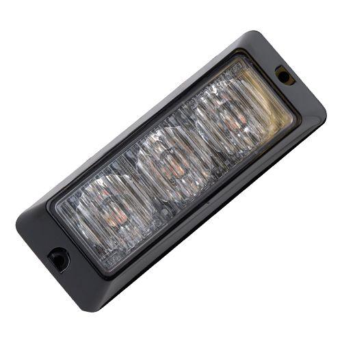 Britax L55 Series R65 12-24v 3 Way Amber LED Module . PN:L55.10.DV