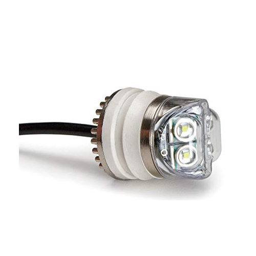ECCO P600 Hide-A-LED, POP-IN LED - Amber - PN:9031A