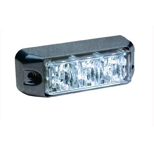 Delta Design DAD1001 Amber Multi-Flash 12-24v LED - PN: DAD1001