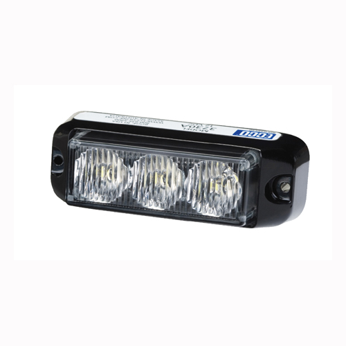 ECCO Vision Alert 3730 Series Amber 12/24v Multi-Flash LED PN:3730A