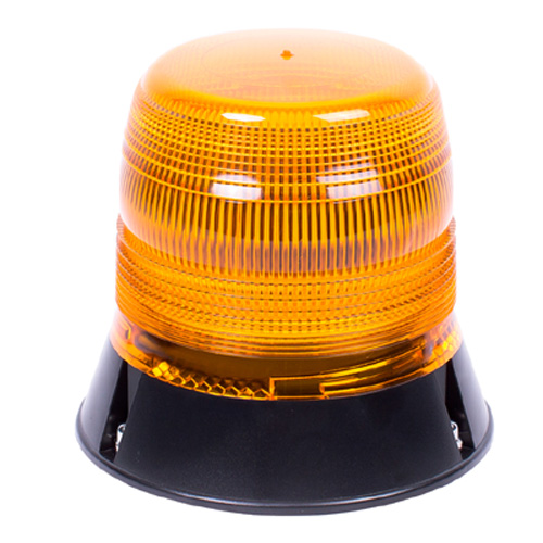 Vision Alert Xenon Single Bolt Fixing Amber 10V-30V Beacon [PN: 571.200]