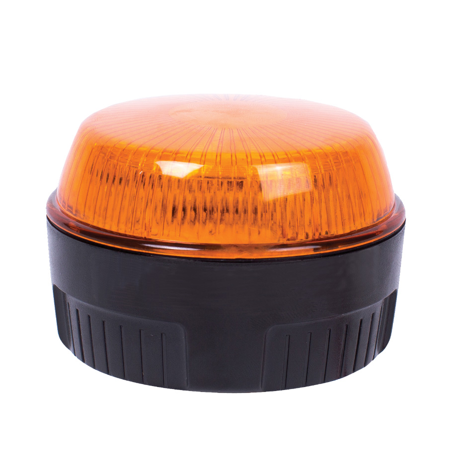 Delta Design LP Synchronous 5w Amber Flash Xenon Beacon PN: 439002
