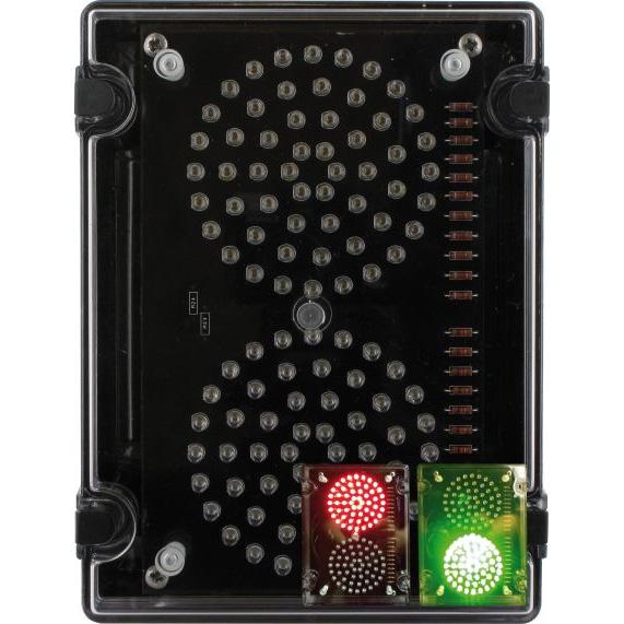 Deegee IPN/002 230Vac Traffic Management Signal - IPN/AC/230/LED/002/R/G