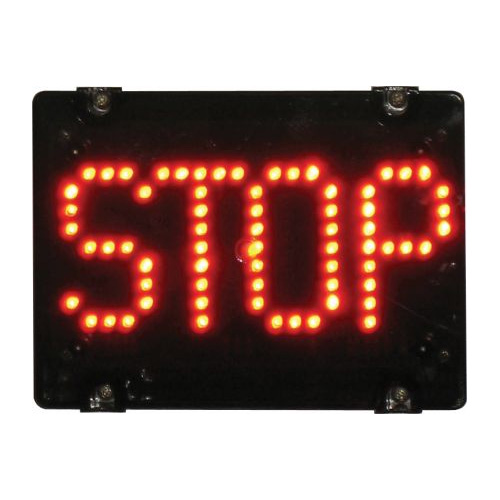 Deegee IPN/006 115Vac Stop Signal -IPN/AC/115/LED/006/R
