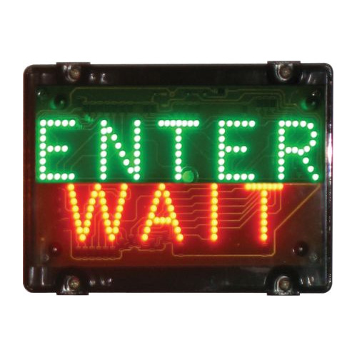 Deegee IPN/020 230Vac Wait/Enter Signal - IPN/AC/230/LED/020/RAG
