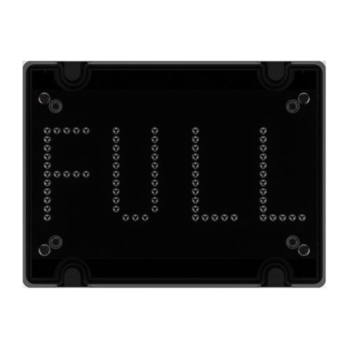 Deegee IPN/023 24Vdc Full Signal - IPN/DC/24/LED/023/RED