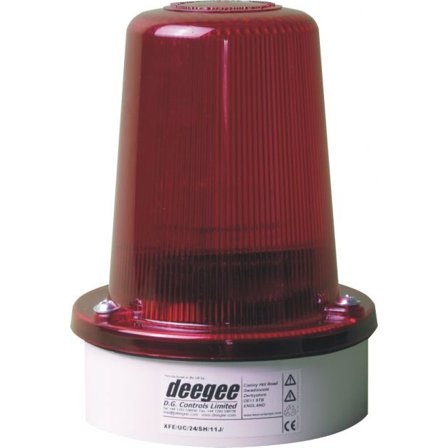 Deegee XFE Xenon Beacon PN: XFE/_/-/SH/11J