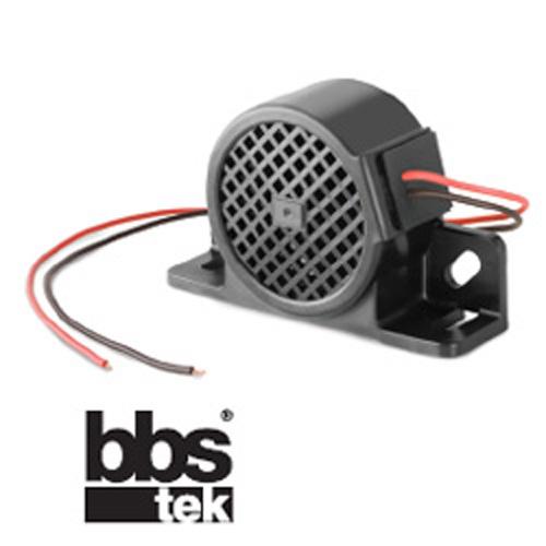 Brigade 92dB High Voltage 36-80v BBS White Sound Reversing Alarm PN:BBS-92 HV