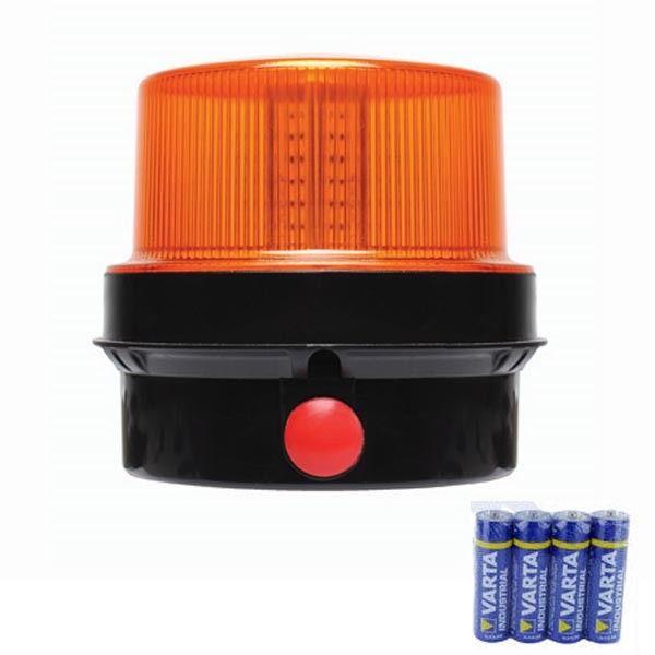 Guardian AMD82 Battery powered magnetic flashing beacon PN:AMD82