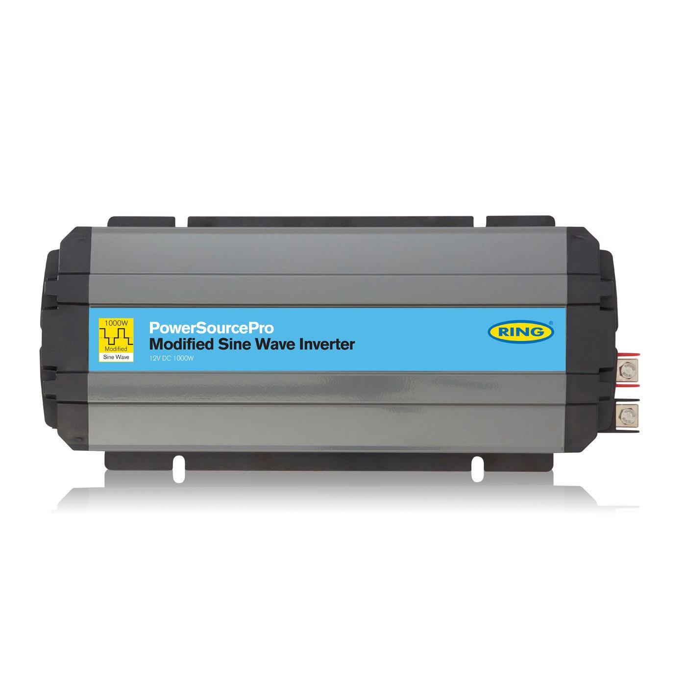 Ring Automotive 1000 Watt 12v Modified Sine Inverter PN: RINVMA10