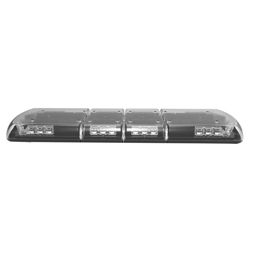 Ecco 12+ Series Reg65 910mm 12 Amber LEDs Lightbar PN:12-30176-e