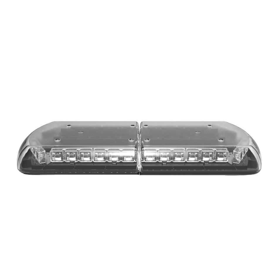 Ecco 12+ Series Reg65 610mm 12 Amber LEDs Lightbar PN:12-30174-e