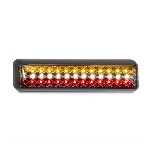LED Autolamps 12/24V Slimline LED Stop/Tail/Indicator/Reverse Lamps. PN: 200BIRSTME