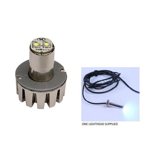 Premier Hazard Covert 12/24V 18mm LED Bullet Blast PN:BBLAST-DV00S