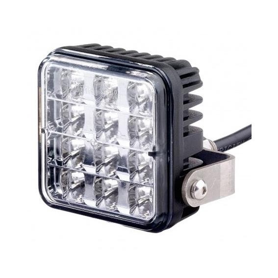 Truck-Lite Varipod 12/24v 12 LED AMBER Strobe Hazard Warning Lamp PN: 155/03/00