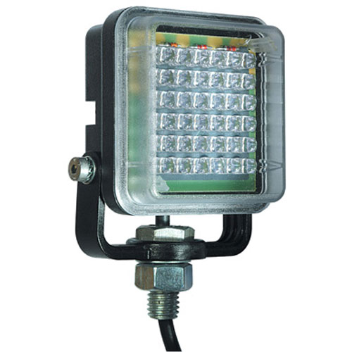 Delta Design DR4TDXV Surface/Bracket mount 12/24v Amber VigiLED triple flash LED PN:497022