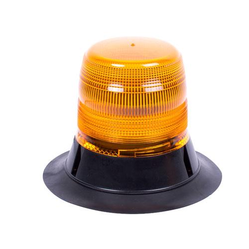 Vision Alert LED Reg65 mag 70mph 10V-30V 120FPM Amber Beacon PN:V11054