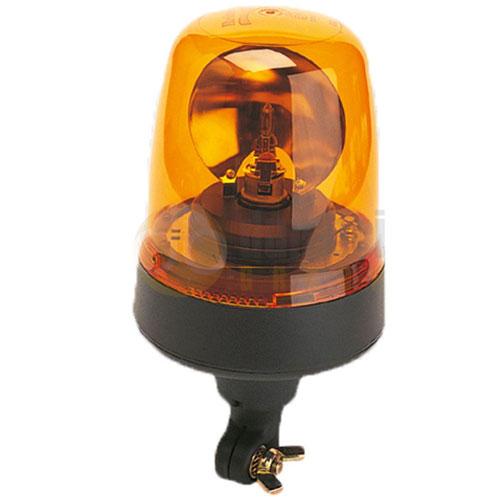 Britax 395 Flexi-DIN 24v Amber Rotating Beacon PN:395.100.24v
