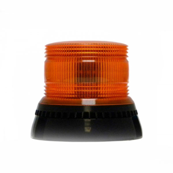 LAP 10-30v REG65 3 Bolt fixing LFB Series Amber LED Beacon PN:LFB050