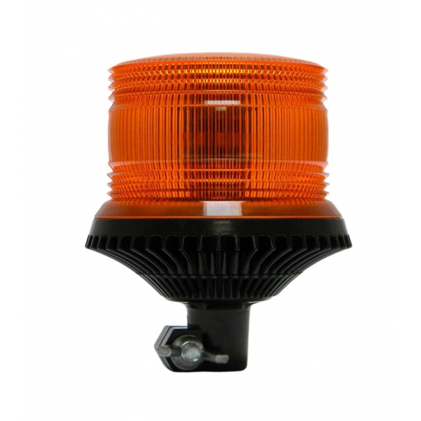 LAP 10-30v REG65 Din Mount LFB Series Amber LED Beacon PN:LFB030