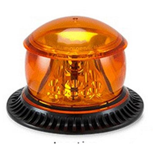 LED Autolamps 2 Bolt 10-110 Vdc High Powered LED Mini Beacon PN: MB12AME