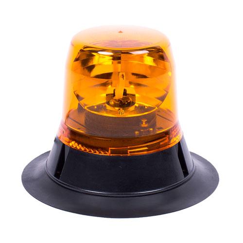 Vision Alert Mag70 12v Rotating Amber Beacon Low profile PN:400.001