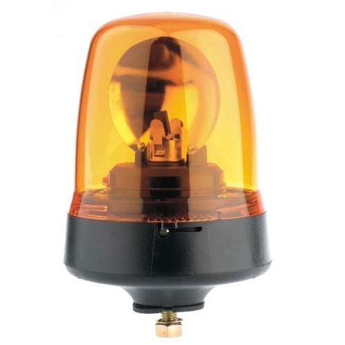 Britax 391 Single Bolt 12v Amber Rotating Beacon 391.00.12v