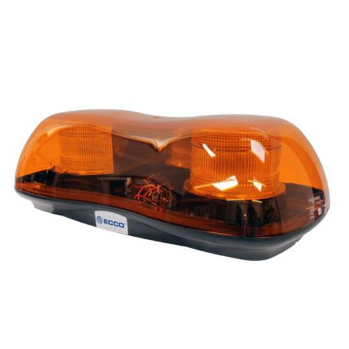 Britax A521 12/24v Reg65 1 Bolt Fixing Amber LED Mini Lightbar PN:A521.00.LDV