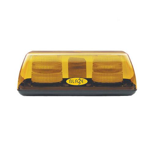 Vision Alert 12v-24v Reg65 1 Bolt  Mini Lightbar PN: 70-00514-v