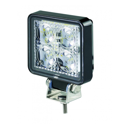 LED Autolamps 12/24v 600 Lumens R23 Approved Reverse and Worklight  PN:7312BM