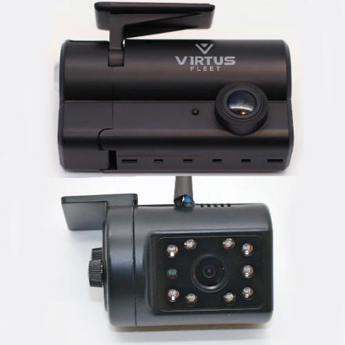 Virtus Titan II Lockable Dash Camera with IR Internal Camera PN: TitanII IR
