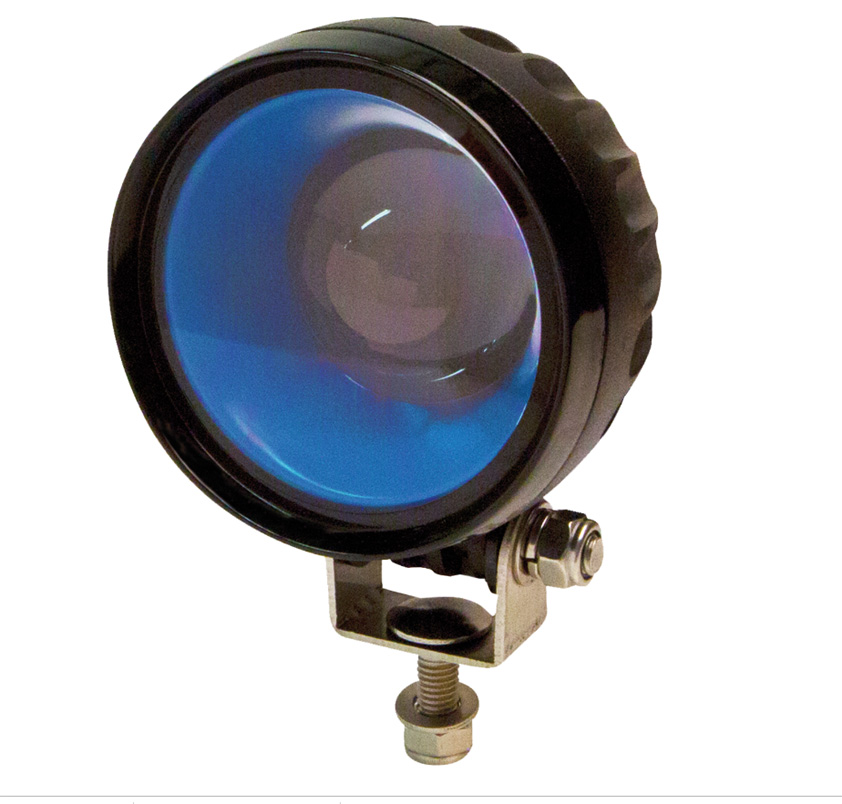 Vision Alert Round LED Pedestrian Arrow Safety Light PN: EW2010B